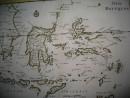 ISLES MOLUQUES, Asie, carte du 18ème siècle
