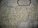 SIBÉRIE & PAYS DE KAMTFCHATKA, Russie, carte du 18ème siècle