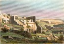 LYBIE : CYRÈNE, Afrique du Nord, magreb, gravures anciennes, sti