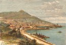 ALGÉRIE : ORAN, Afrique du Nord, gravure ancienne, estampe, stic