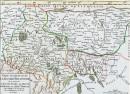 PARTIE OCCIDENTALE DE LA RUSSIE POLONOISE où se trouvent LA RUSSIE NOIRE, LA HAUTE VOLHYNIE, ET LA HTE PODOLIE