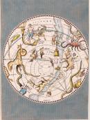 PLANISPHÈRE CÉLESTE (Hémisphère sud)