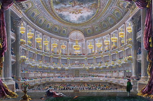 salle spectacle versailles