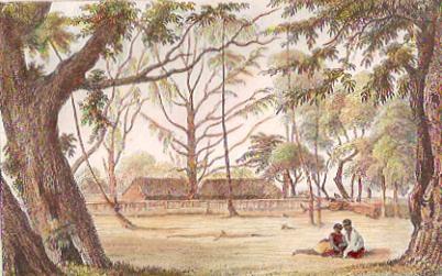 TOMBEAU DE POMARÉ II