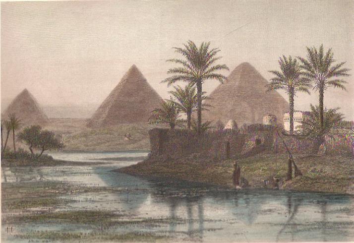 EGYPT : GÎZEH