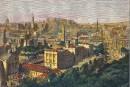 EDIMBURG - VUE DE CALTON HILL