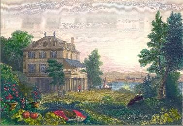 DIODATI: THE RESIDENCE OF LORD BYRON