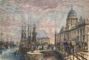 IRLANDE : DUBLIN, la douane