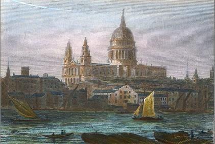 LONDRES: ST-PAUL