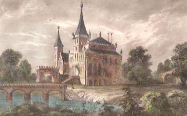 POLAND : CHÂTEAU DE LATOR