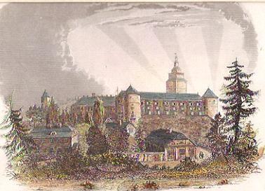POLAND : LE CHATEAU DE KROLEWIEC (KONIGSBERG)