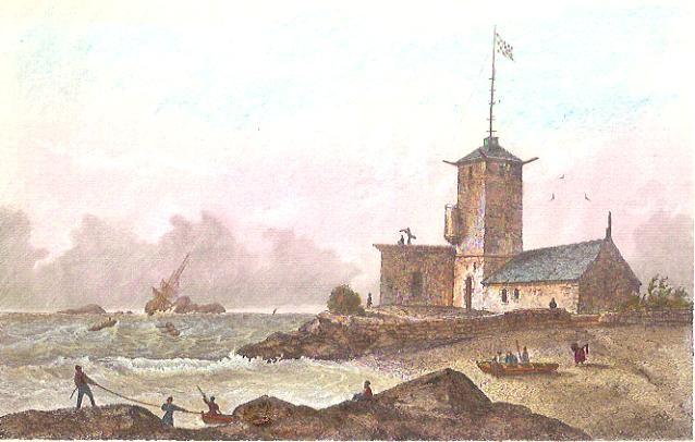 SEMAPHORE DE PEN-MARCK (Finistère)