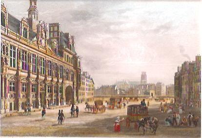 L'HOTEL DE VILLE