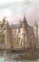 CLAIR-MARAIS, PRÈS ST OMER, France, gravure, Francia, Frankreich