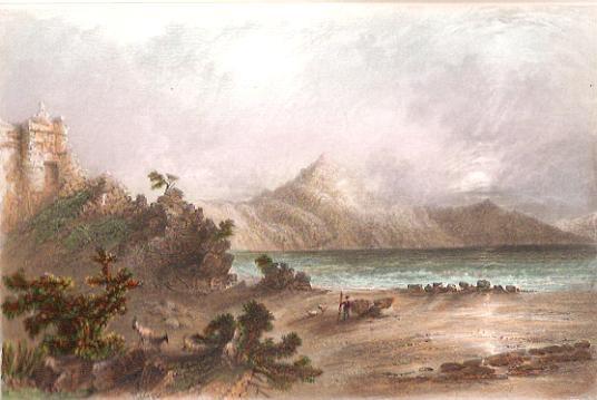 SELEUCIA, NEAR SUADEAH, Mt CASIUS IN THE DISTANCE, Syria, Middle