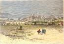 ALGÉRIE : GHARDAYA, Afrique du Nord, gravure, stich