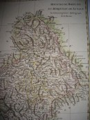 BOHEMIAN, Europe, map 18th