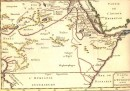 ETHIOPIE & GARAMANTIDE, Africa, map 18th, arabia,