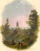 KALIGATA, CEPHALONIA, GREECE, ulysse, old print, engraving, plat
