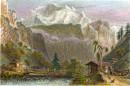 THE JUNGFRAU (Bernese Oberland) Switzerland, schweiz, swiss, eng