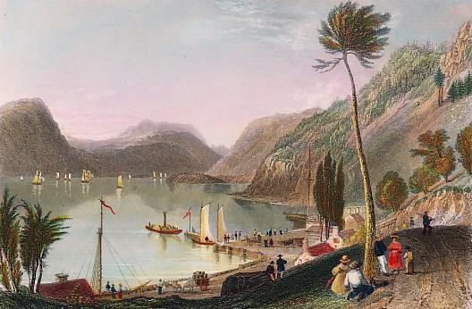 PEEKSKILL LANDIN (HUDSON RIVER)