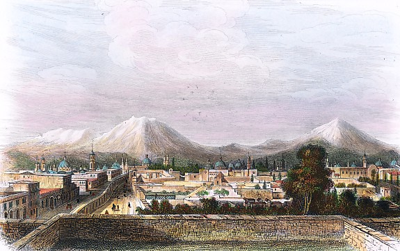 MEXICO : MEXICO CITY