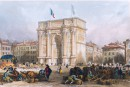 ARCH OF TRIUMPH, MARSELLE