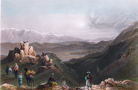 DJEBEL SHEICH AND MOUNT HERMON