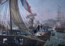 PRISE DU FORT DE SAINT JEAN D'ULLOA 17 Novembre 1838