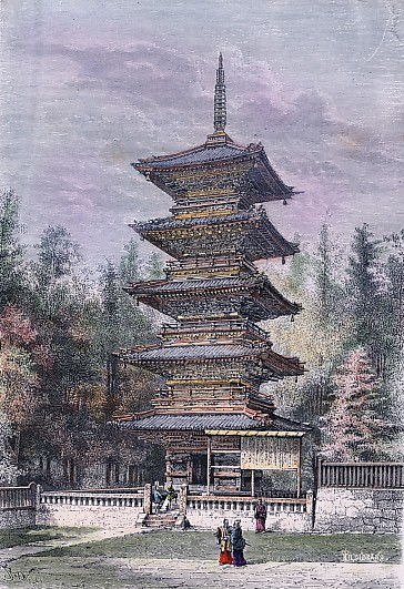 JAPON : NIKKO