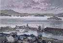 BAIE DE SAN FRANCISCO - Vue prise de la ville