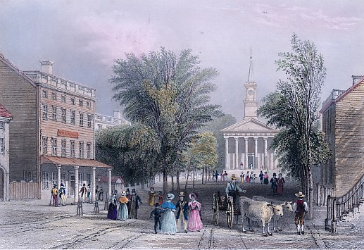 BALLSTON SPRINGS