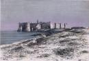 ILE DE DJERBA : Château, près du houmt souk