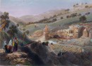 TOMBS IN THE VALLEY OF JEHOSHAPHAT