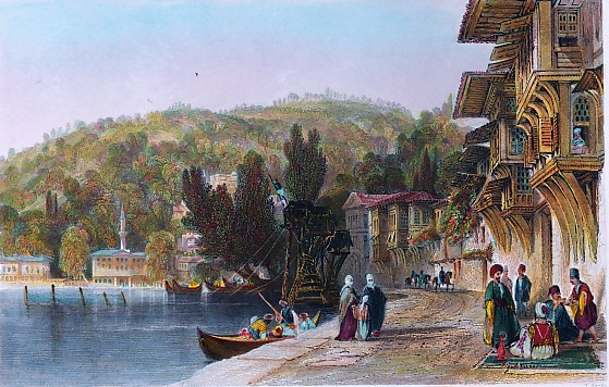 THE VILLAGE OF BABEC On the Bosphorus