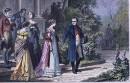 LA MALMAISON (ADIEUX DE NAPOLÉON 1er et de la Reine Hortense)