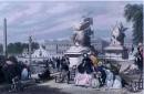 PLACE DE LA CONCORDE, longchamps