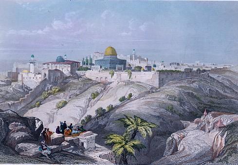 ÉGLISE DE LA PURIFICATION (Jérusalem)