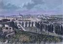 LUXEMBOURG - Vue prise du fort Dumoulin