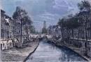 UTRECHT, Holland, Netherlands, Niederlande, engraving, print, pl