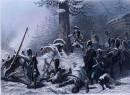 CONDUITE HÉROÏQUE DU MARÉCHAL NEY DANS LA RETRAITE DE RUSSIE (Combat près de Smolensk)