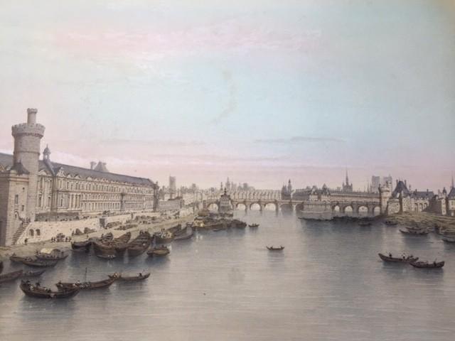 PARIS EN 1650