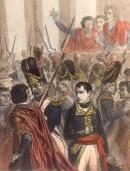 BONAPARTE AUX CINQ CENTS (18 Brumaire 1799)