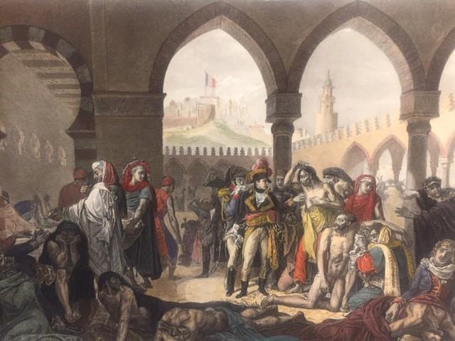 BONAPARTE A JAFFA (11 mars 1799)