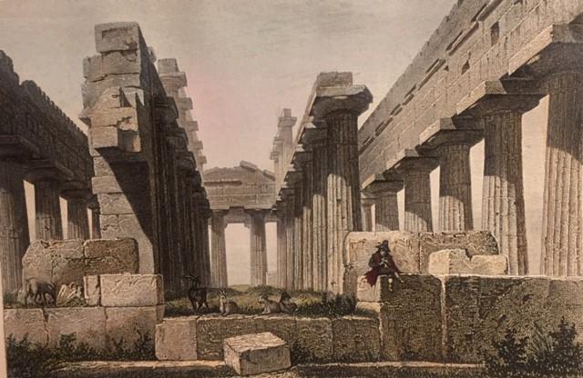 POSEIDON - TEMEL (Paestum)