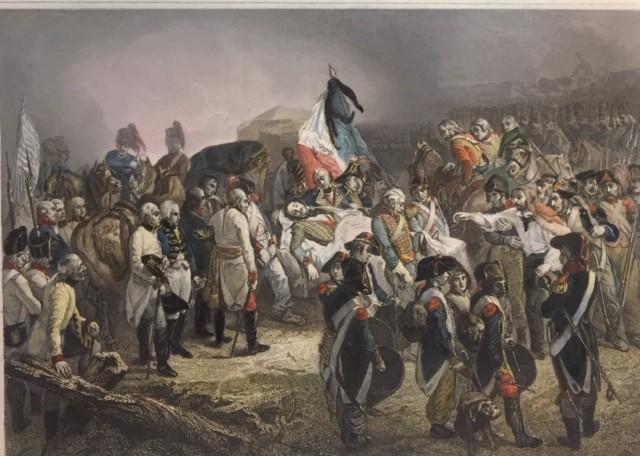 FUNÉRAILLES DE MARCEAU Septembre 1796