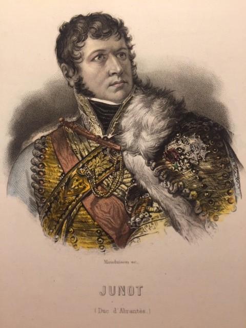 JUNOT Duc d'Abrantès