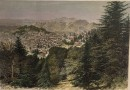 SIMLA vue générale prise de la colline de DJAKO