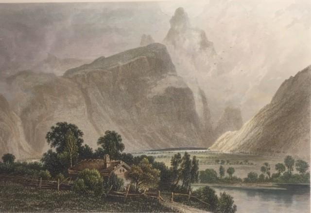 THE ROMSDALHORN fro AAK Norway