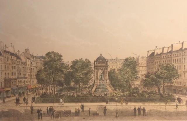 SQUARE DES INNOCENTS (1878)